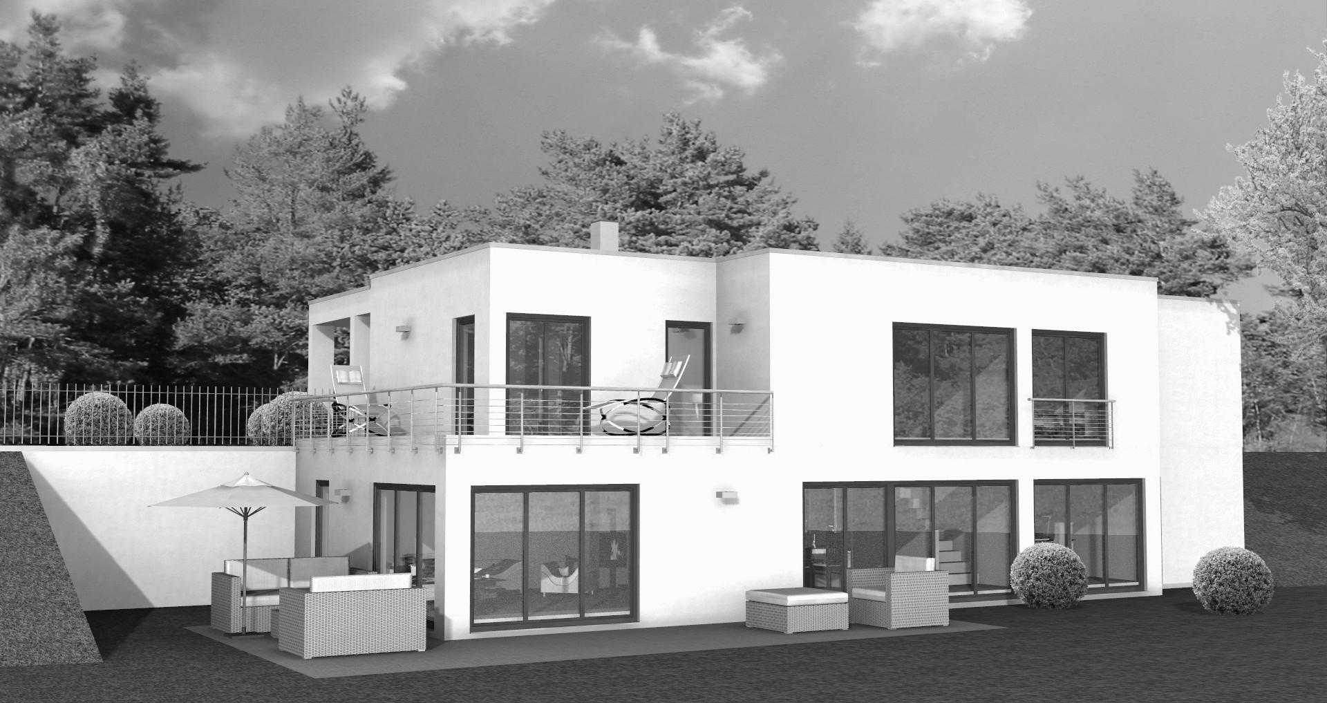 Bauhaus mit kernhaus hardy volkers bauhaus
